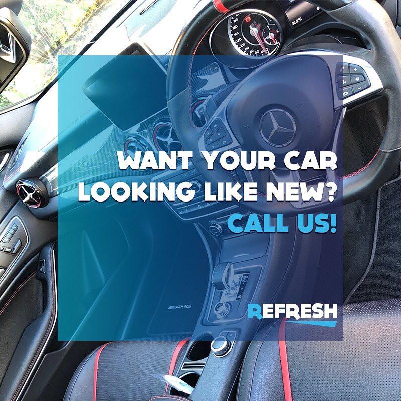 Drive Through Car Wash Richmond VIC now uses Refresh Car Detailing