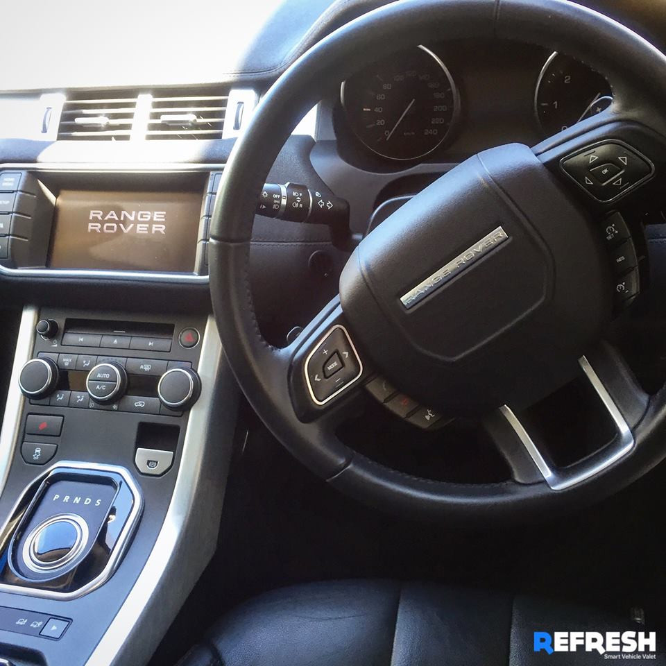 Range Rover Evoque Detail - inside & out... only $79!!