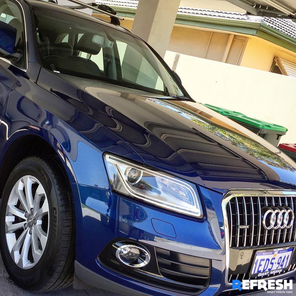 Q5 Audi Carwash by Refresh