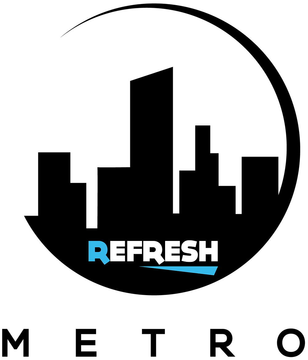 Refresh Metro Logo - Perth CBD Car Detailing