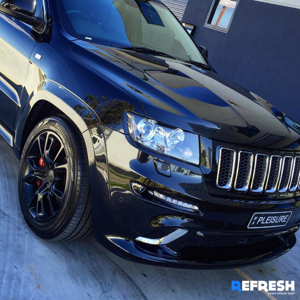Best Mobile Car Wash - $69 SUV Inside & Out SRT Hemi V8 Jeep