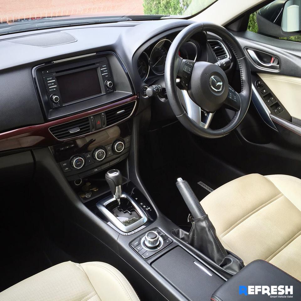 Mobile Car Detailing North Perth WA - Mazda 6