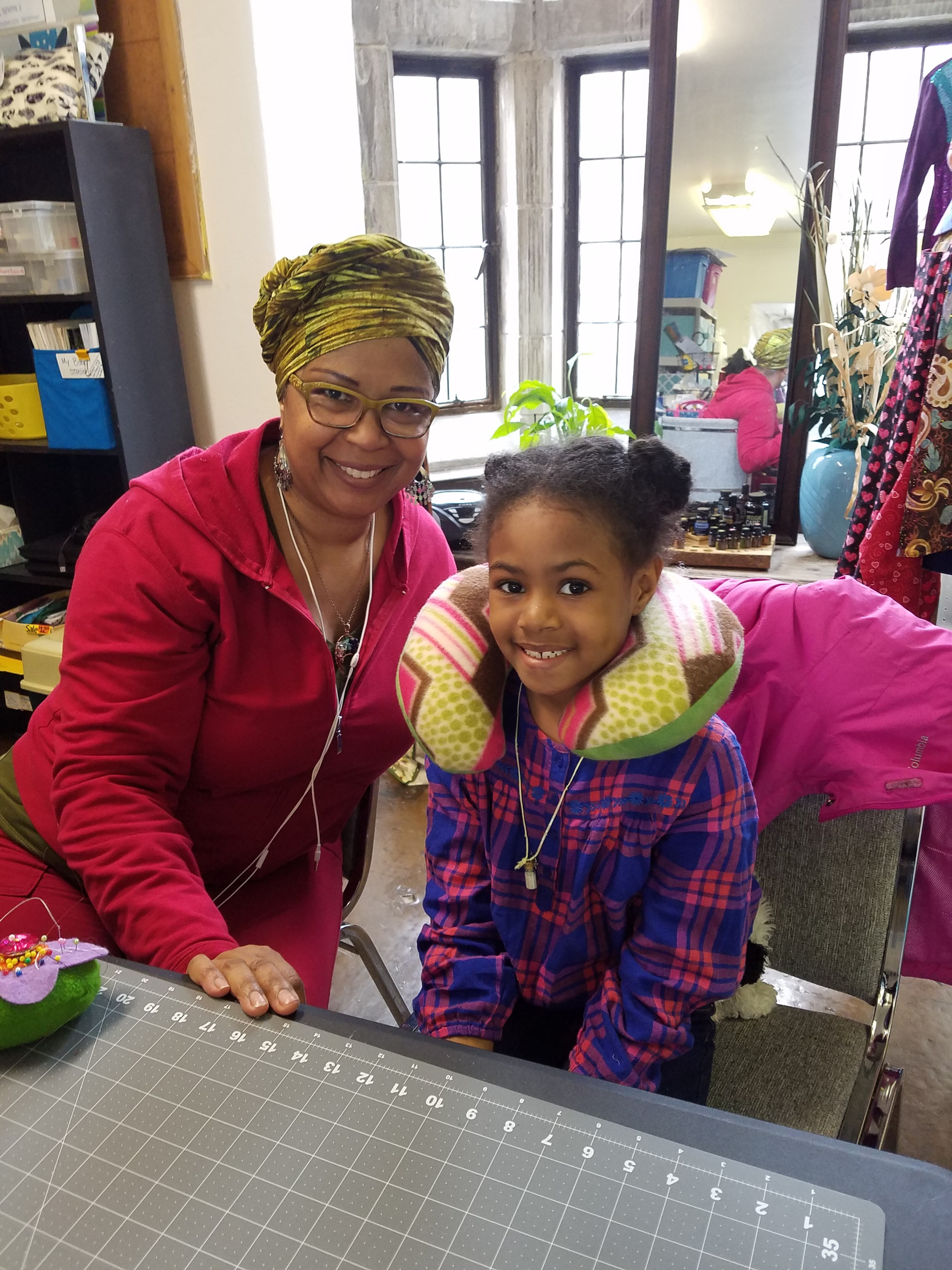 Pop Up Sewing -Kids Appt only
