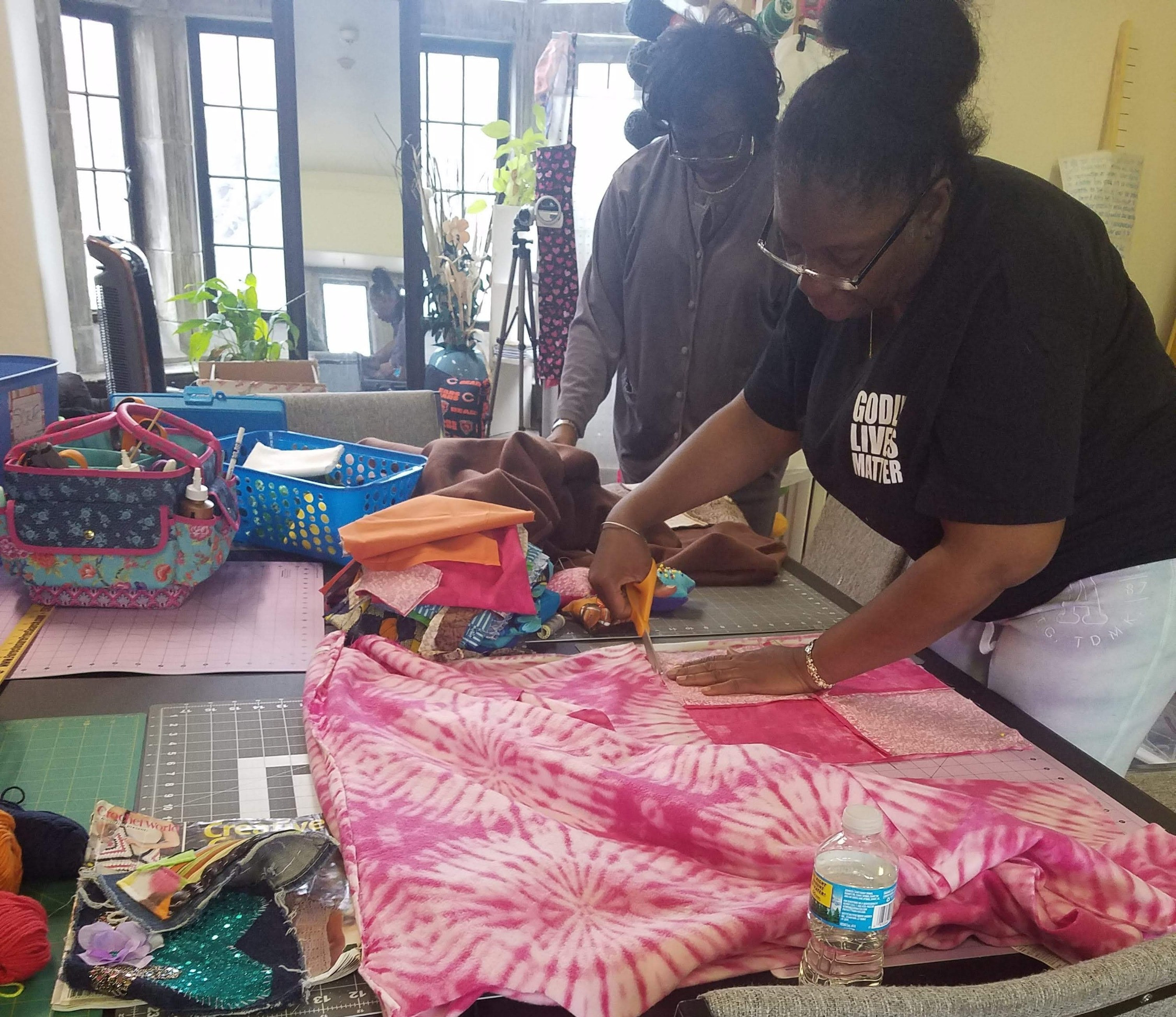 Sewing 101 Adults- Monthly