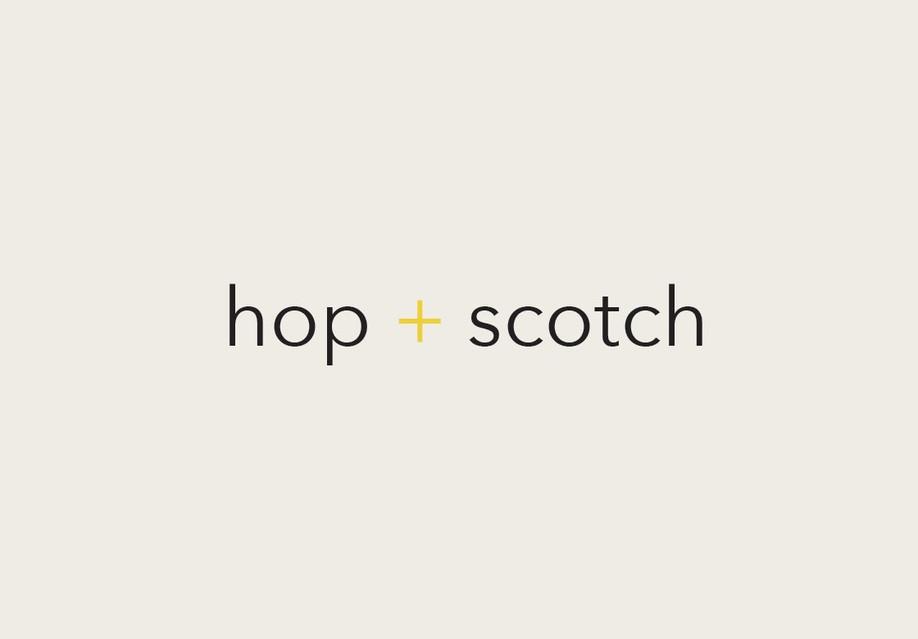 HOP + SCOTCH