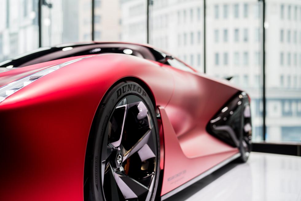 Nissan Concept 2020 Detail 2