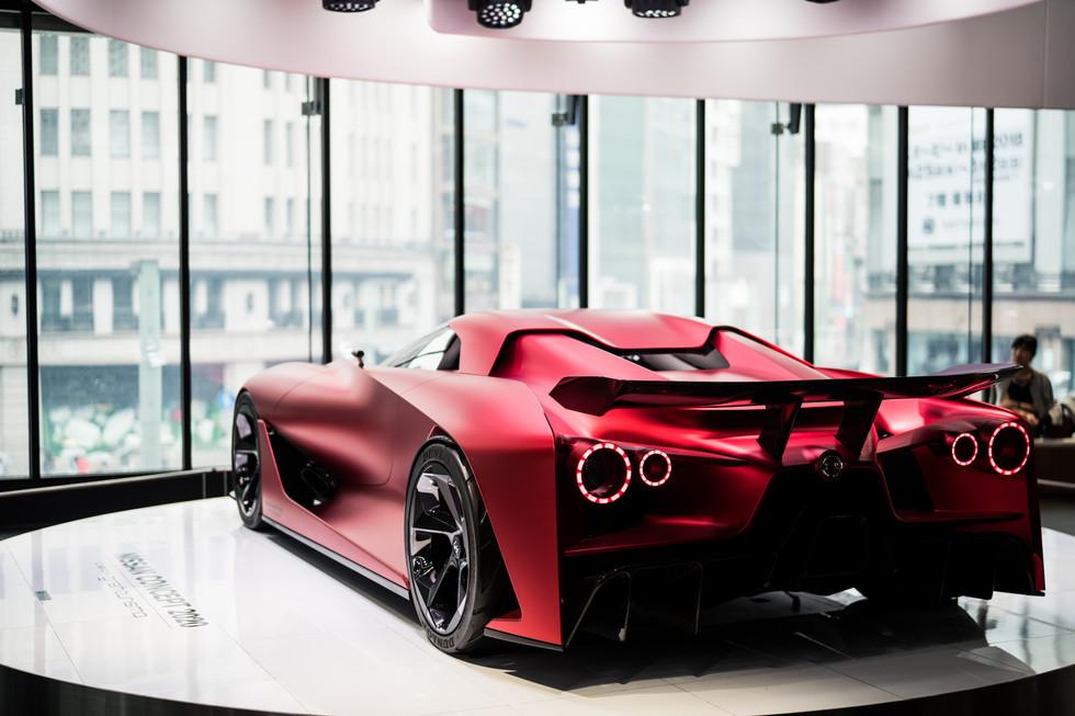 Nissan Concept 2020 Back