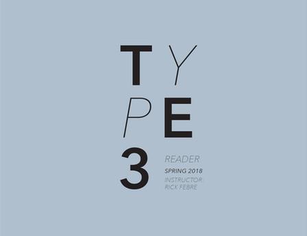 TYPE 3 READER