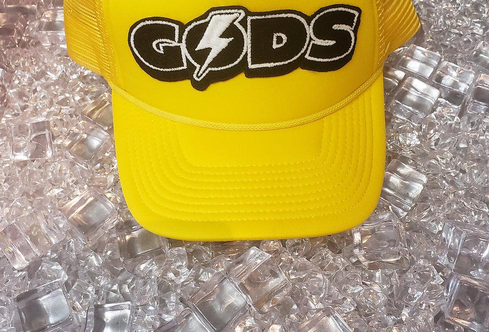 "GODS ""3D"" TRUCKER HAT"