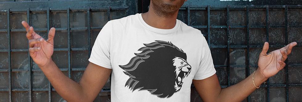 """GODS """"3D SIGNATURE LION HEAD"""" T-SHIRT"""