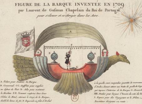 Pisca-Alerta, Balão, e Dirigível! - 15 invenções brasileiras