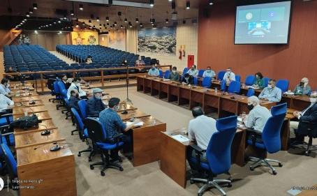 Sedecti apresenta Distrito de Desenvolvimento Regional Manacapuru e Iranduba para integrar projetos