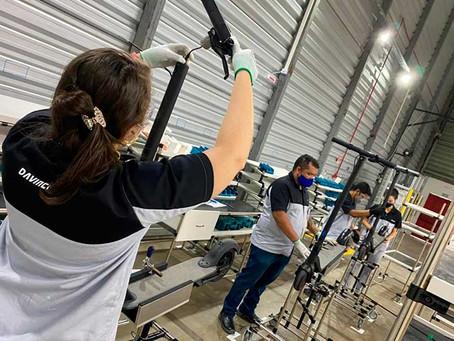 Cópia de Com 2 modelos, Davinci inaugura fábrica de patinete elétrico em Manaus