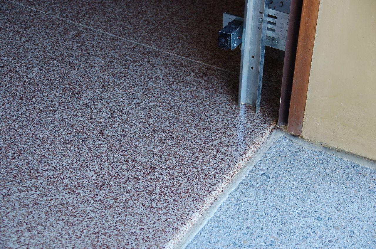 Garage Epoxy Flooring, Bonsall