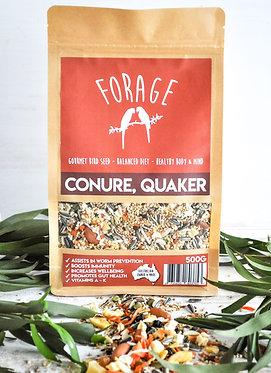 Forage Gourmet Conure & Quaker Mix