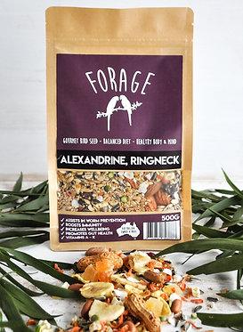 Forage Gourmet Alexandrine & Ringneck Mix