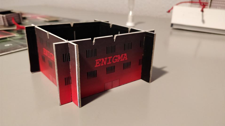 Prison _ Enigma Machine
