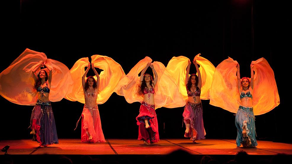 Photo de spectacle de danse