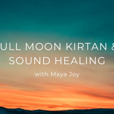 Kirtan & Sound Healing
