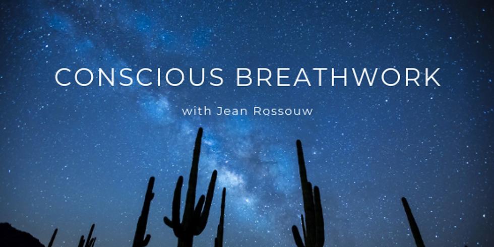 Online Conscious Breathwork ~ a Transformational Journey