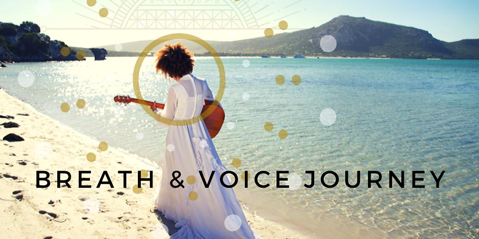 Breath & Voice Journey