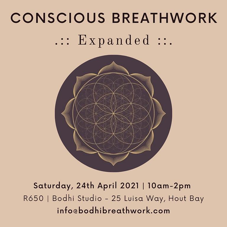 Conscious Breathwork ~ Expanded