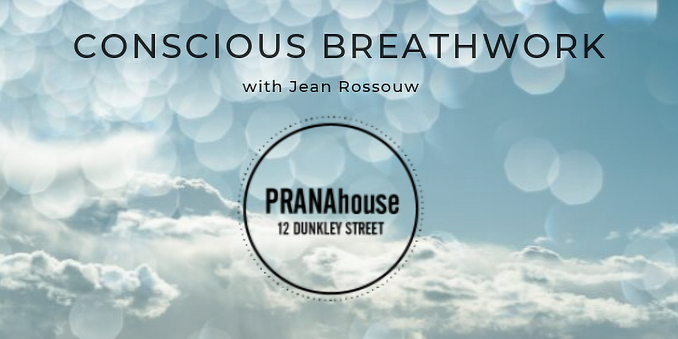 Conscious Breathwork ~ Journey for Experienced Breathers