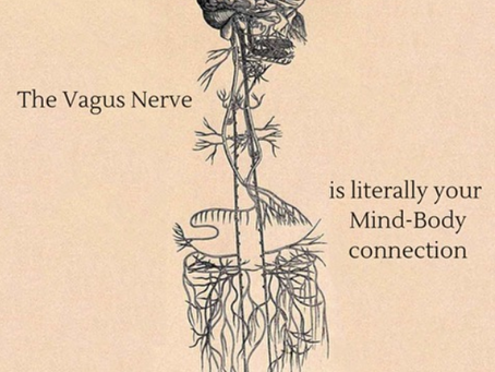 Breathing to Stimulate the Vagus Nerve