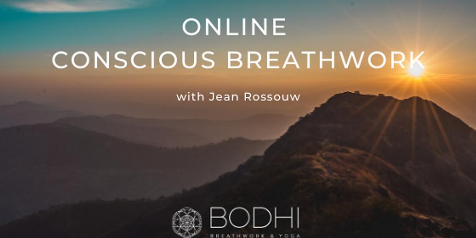 Online Conscious Breathwork ~ Beginners