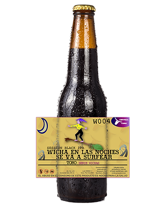 Session Black IPA W004 (6 Pack)