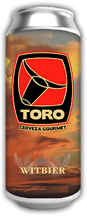 Toro Golden Lata 16oz 4 Pack