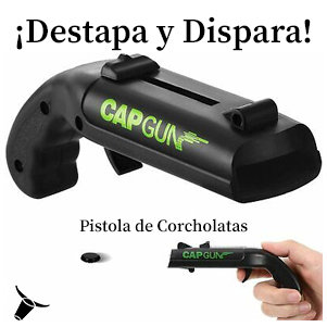 Pistola de Corcholatas