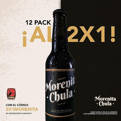 Morenita Chula 12 Pack