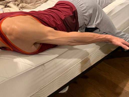3 Basic Shoulder Exercises to Reduce and Prevent Shoulder Problems from Swimming