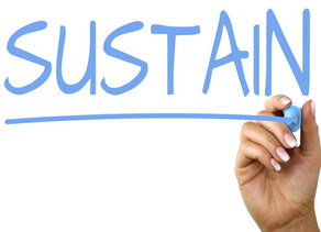 Coach Maria's Monday Minute: Find what is sustainable for you--and do it!