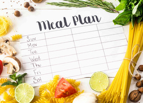 Coach Maria's Monday Minute: Meal Planning
