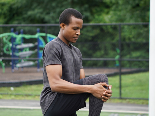 TARGETING YOUR WARMUP TO THE GOAL OF YOUR WORK OUT
