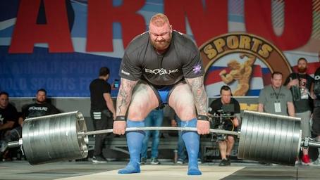 What Triathletes Can Learn From Strongman Competitions