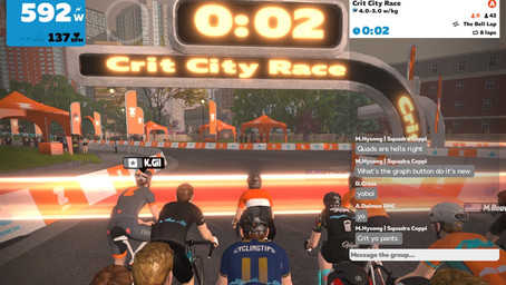 Why (And How) You Should Race On Zwift