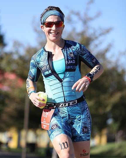 Jen Jordan racing