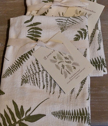 All Over Fern Hand Towel