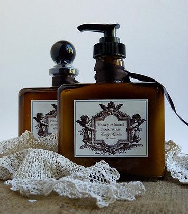 Honey Almond Body Silk - Bubble Bath