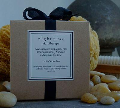Night Time Skin Therapy Box