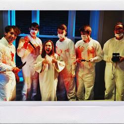 "Behind the scenes of ""Boys Club"""
