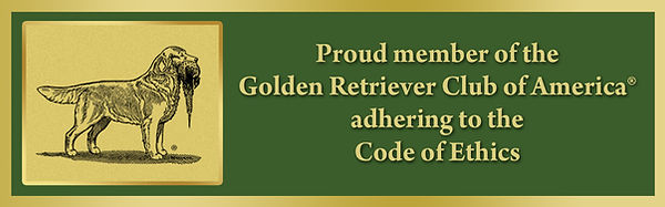 GRCA Golden Retriever Club of America ethical breeding code of ethics