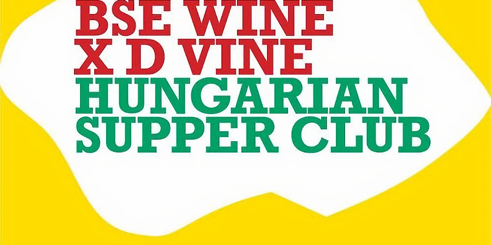 Hungarian Supper Club Friday