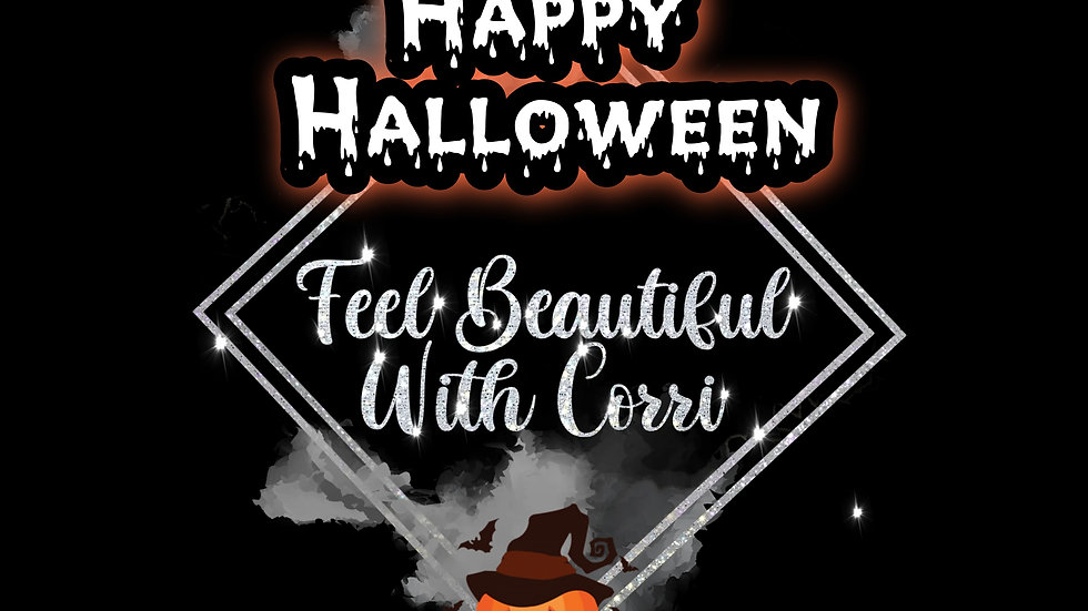 Logo Halloween Stickers - 3 sheets