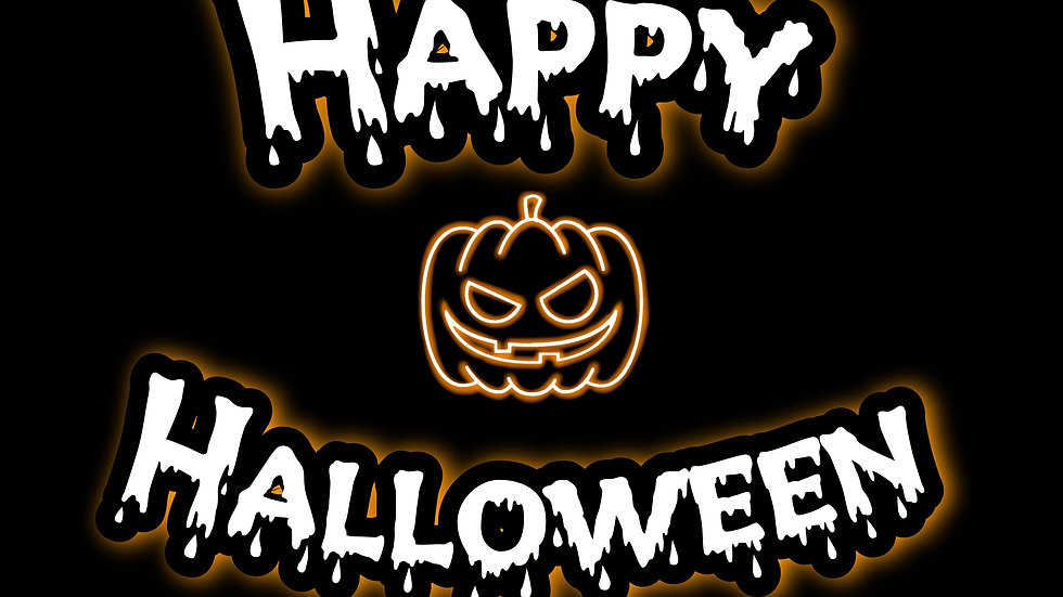 Happy Halloween Stickers - 3 Sheets