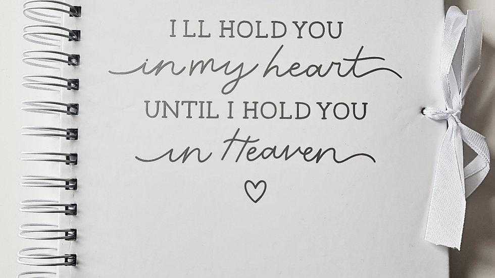 Heaven Quote Scrapbook