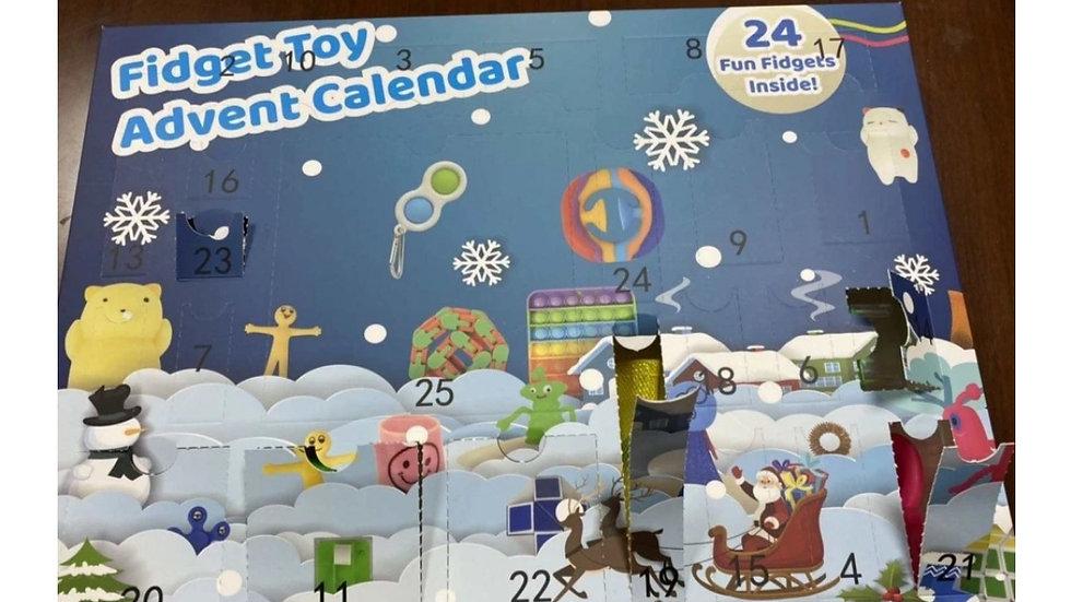 Fidget Spinner Advent Calendar - PREORDER